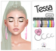 Ads   jewelry ad tessa earrings