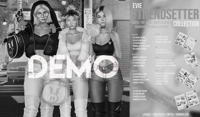 EVIE - Trendsetter Collection [MEGAPACK] DEMO