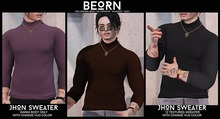 BEORN - JHON SWEATER [BOX]