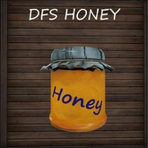 DFS Honey Jar