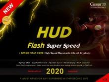 Gaagii - Flash HUD + Arrow Star Core V7.1 ((BOXED)) Touch2Open