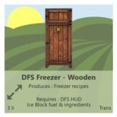 DFS Freezer