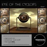 Widdershins - Eye of the Cyclops -Decor-