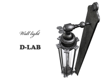 D-LAB wall light