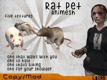 [Vaak] Animesh Pet Rat