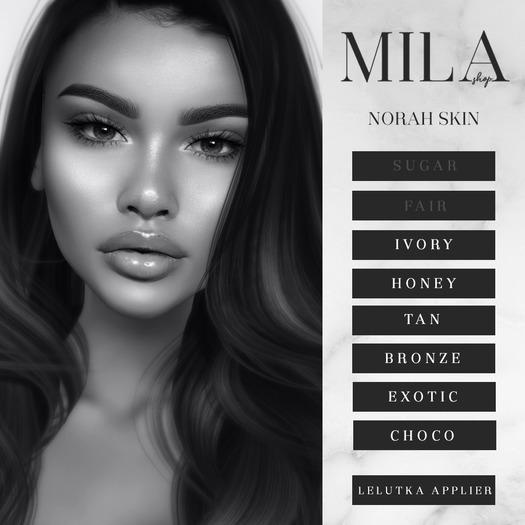 . MILA . Norah Skin (LeLutka) DEMO