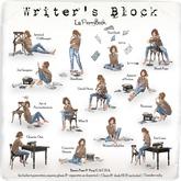 Le Poppycock *Writer's Block* Aspects of Fiction