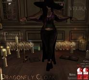 Velika Rituals - Dragonfly Cloak