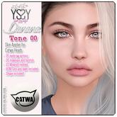 *YS&YS* Danana Tone 00 Skin Applier  for Catwa + BOM