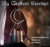 Velika Rituals - My Crescent Earrings