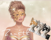 =Zenith=baroque butterfly mask (all Colors)