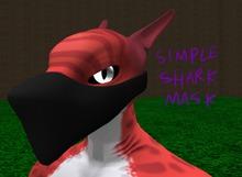 :Beast Creations: - shark mask