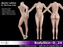 DrLifeGen3-BodySkin-D_24 (Maitreya)