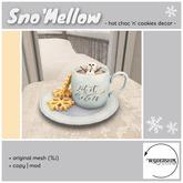 Widdershins - Sno'Mellow - Hot Choc 'n' Cookies Decor