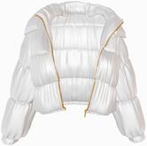 EVIE - Trendsetter Jacket [White]