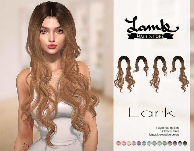 Lamb. Lark - Pastel Pack