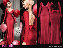 Astralia Clothing - Royal Soiree (Red)