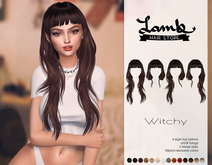 Lamb. Witchy - Variety Pack