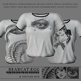 BEARCAT.EGG ; Graphic Tee FATPACK - 20% OFF
