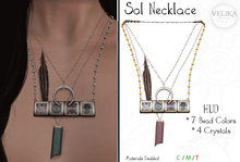 Velika Rituals - Sol Multi-layered necklace