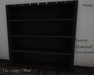 Velika Rituals - Moonphase Empty BookShelf
