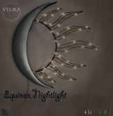 Velika Rituals - Equinox light (Boxed) Add + touch