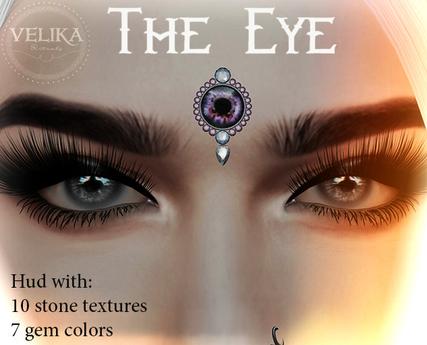 Velika Rituals - The Eye - bindi