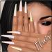 Flair   nails   va   set 250 unicorn
