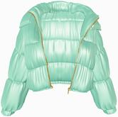 EVIE - Trendsetter Jacket [Mint]