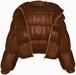 EVIE - Trendsetter Jacket [Brown]