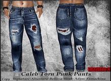 Tastic-Caleb Torn Punk Pants
