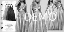 Seniha. Gisela Dress Gown // Demo