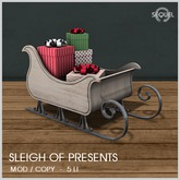 Sequel - Sleigh of Presents (Wear Me)