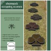 Widdershins - Shamrock Stepping Stones