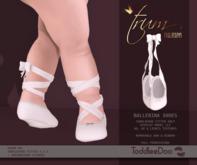 *Trum. Ballerina Shoes