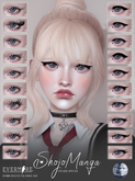 EVERMORE. [shojo.manga - lashes] - wear me