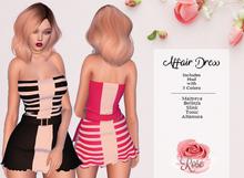 } Rose { Affair Dress