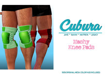 Cubura Mashy Knee Pads