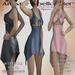 bag dress Aljne *Arcane Spellcaster*