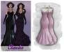 MAAI Claudia latex gown * Maitreya Lara * Nude