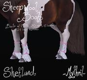 ~Mythril~ Sheepwool Boots: Shetland