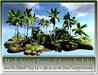 Mesh Secret Tropical Scene by Felix 69 Li=36x22m Size copy-mody