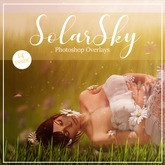 TSS - Solar Sky Overlay Collection