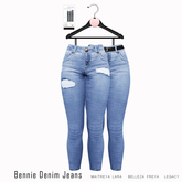 Gaia - Bennie Denim Jeans LIGHT
