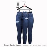 Gaia - Bennie Denim Jeans NAVY