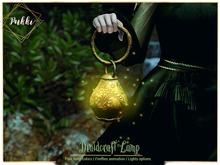 - Pukki - Druidcraft Lamp