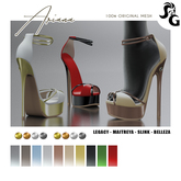 ::SG:: Ariana Shoes - LEGACY