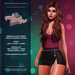 !PCP :: Serena Cloth Skirt [FATPACK]