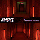 A M B I C E - The Corridor Backdrop