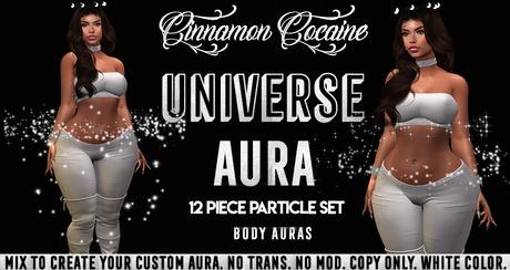 [Cinnamon Cocaine] Universe Aura
